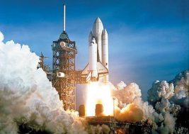 Nasa First Space Shuttle Launch