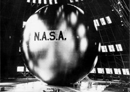 Echo 2 Satellite in 1964