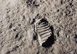 Moon Boot Print