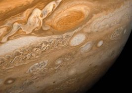 Jupiter Great Redspot
