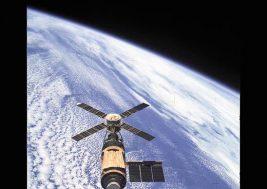 Skylab Orbital