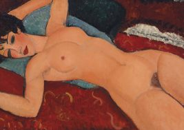 $170.4m | Nu couché | Amedeo Modigliani