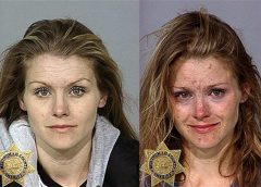 15 Images Of Drug Users (Before and After)